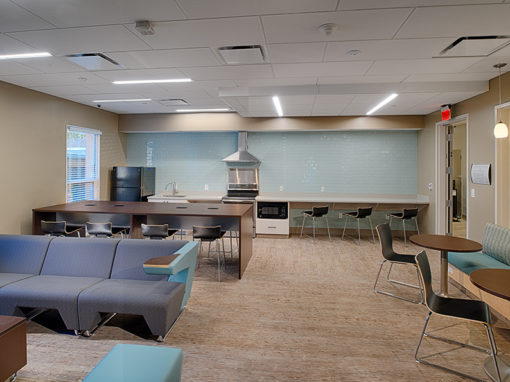 College of Charleston, Rutledge Rivers Rivers Residence Hall Renovation